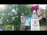 Реклама Jim Beam по Одесски :D 20.07.2014
