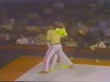 BILL SUPERFOOT WALLACE 1976,один из основателей Кикбоксинга , гость третьего  Кубка Мира Генсинкан, который пройдет 15-17 августа 2015 года в городе Сомбатхей ( Венгрия ) живая легенда даст мастер класс